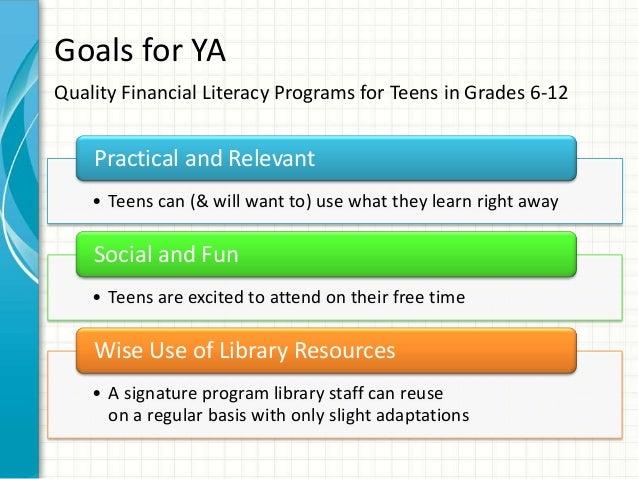 For Teens Programs 60