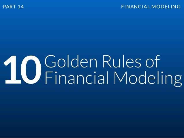 10 Golden Rules Of Financial Modeling 638 Cb Improve Linkedin Conversion