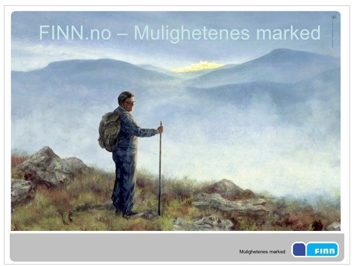 FINN.no – Mulighetenes marked