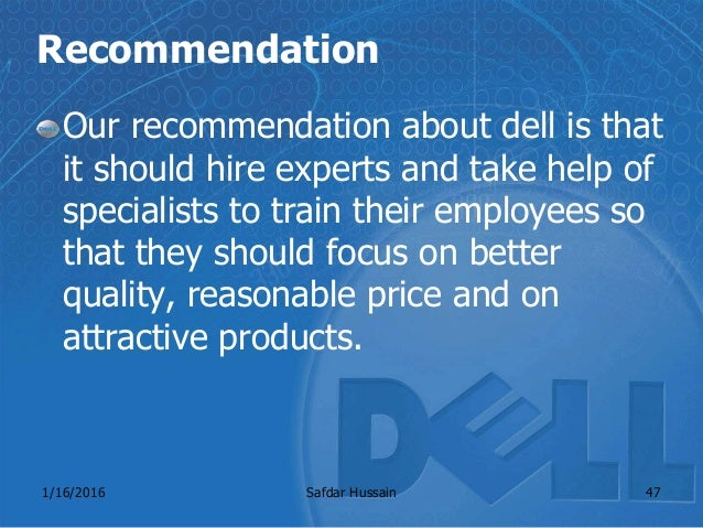 dell outsourcing