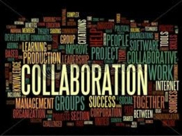7.1 PATTERN OF COLLABORATION