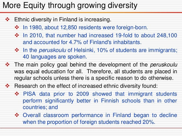 4 Finland has one of the World's most competitive teacher- preparation systems