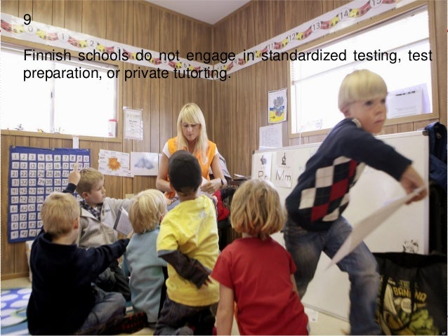 Global Education Reform Movement ChoiceX Finnish Way Equal Opportunity