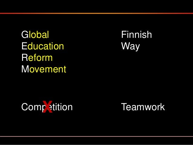 How Finnish Lessons can help India's Education Reform ?
