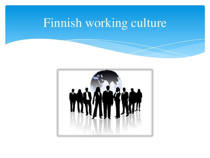Finnish working culture