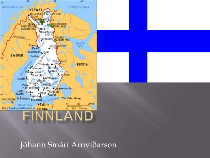 Finnland<br />Jóhann Smári Arnviðarson<br />