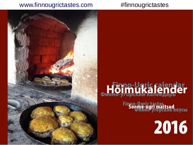 www.finnougrictastes.com #finnougrictastes