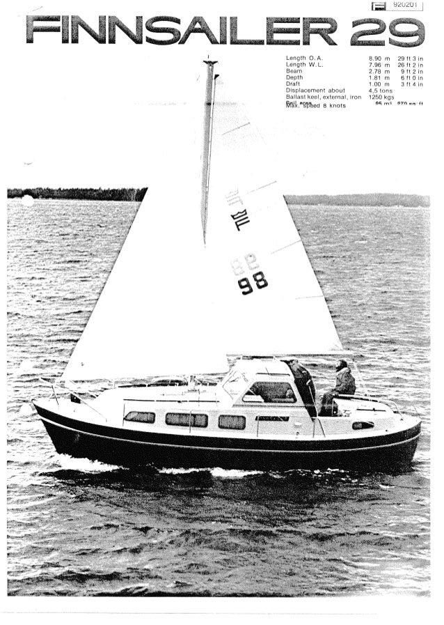 Finnsailer 29