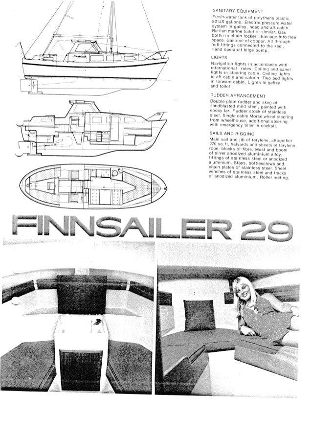 Finnsailer 29 Slide 3