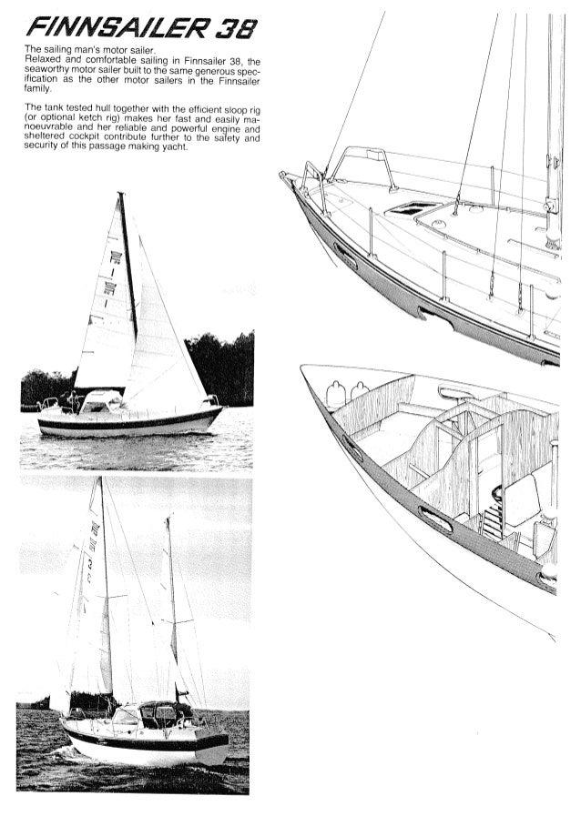 Finnsailer 38 Slide 2
