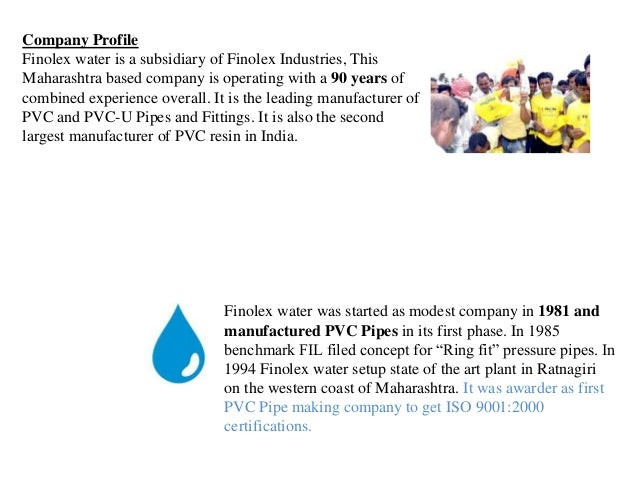 Finolex FlowGuard CPVC - Brand Activation and Pricing Study