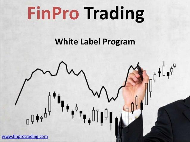 Forex white label agreement pdf