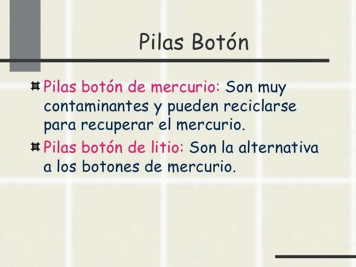 Los tipos de pilas - Tipos de pilas de boton ...