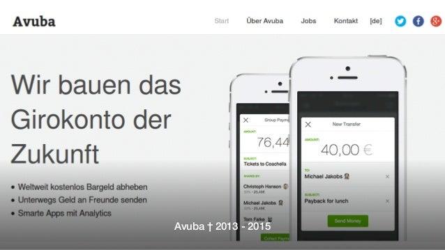 Avuba † 2013 - 2015