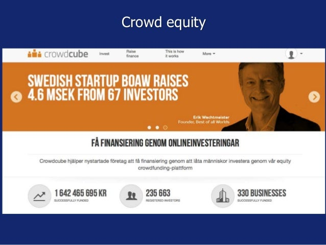 Using the crowd to identify investment opportunities Nesta