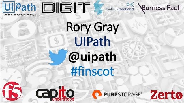 Fintech 2017 Edinburgh (Day 1)