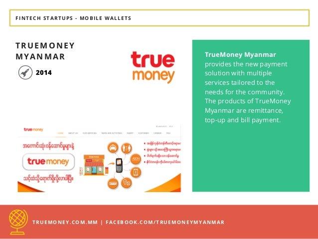 Fintech Myanmar Startup Report 2018