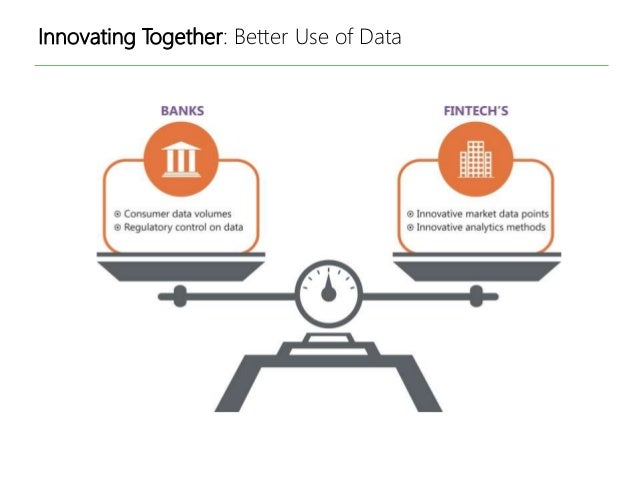 Innovating Together: Better Use of Data