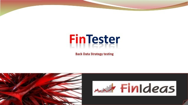FinTester - Test Your Call Put Options Strategies