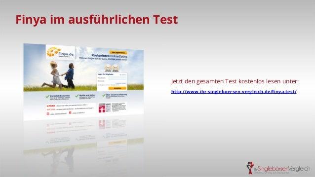 Finya im ausführlichen Test Jetzt den gesamten Test kostenlos lesen unter: http://www.ihr-singleboersen-vergleich.de/finya...