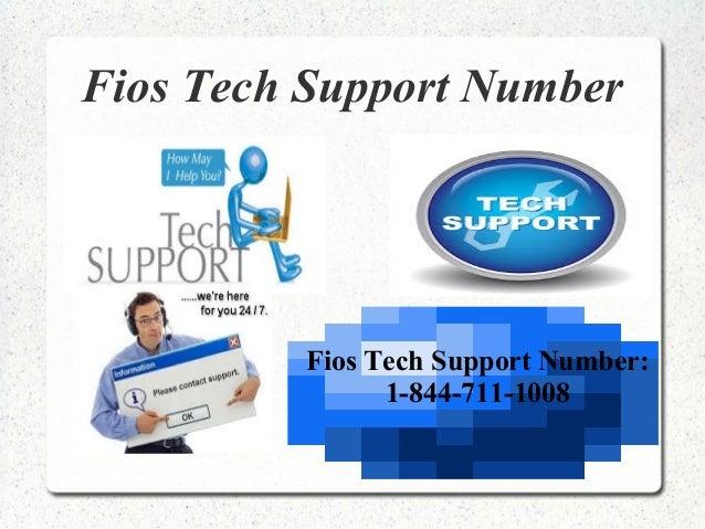 Fios Tech Support Number Fios Tech Support Number: 1-844-711-1008