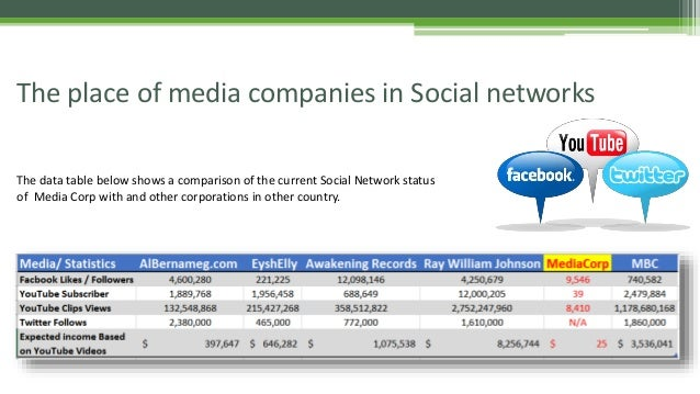 role of social media in business pdf