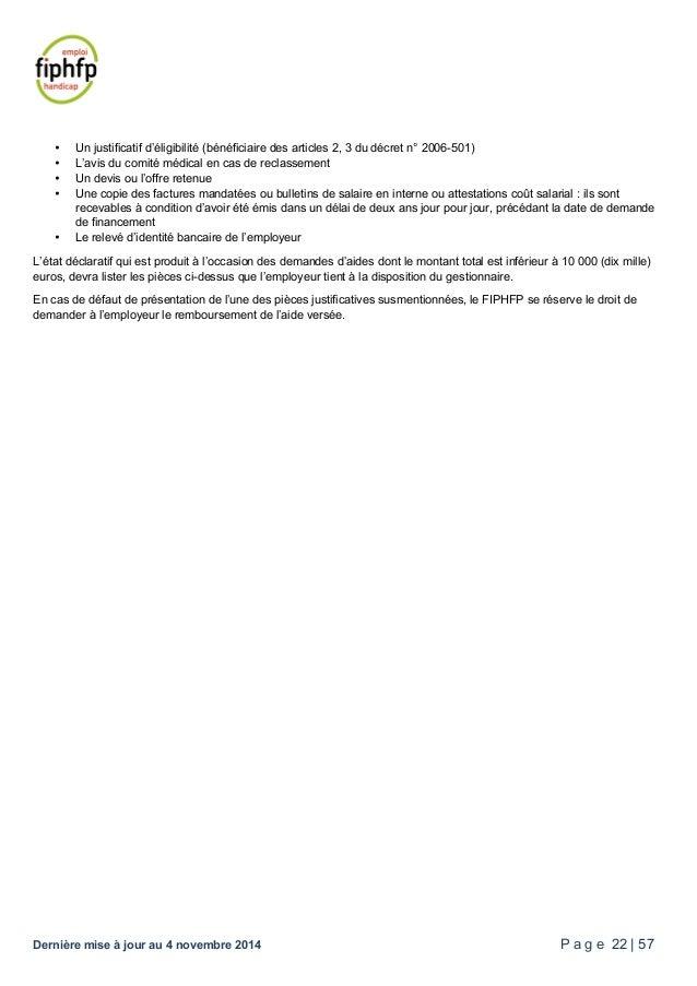 Fiphfp Catalogue Des Aides
