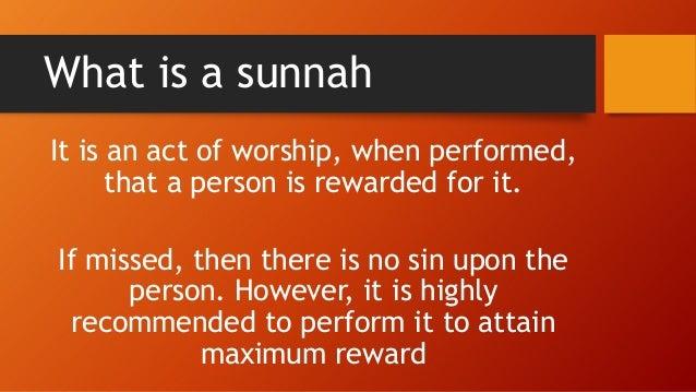 Fiqh of Salah- Sunnan of Salah Slide 2