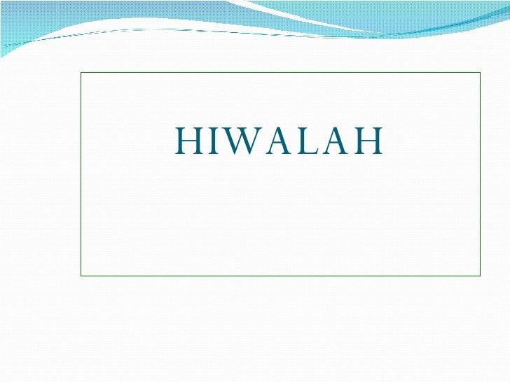 HIWALAH