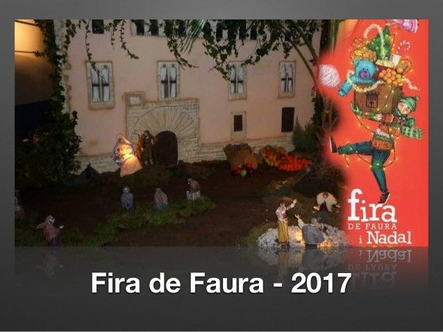 Fira de Faura - 2017