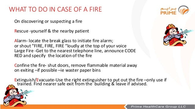 Fire safety training presentationppt emergency evacuation guidelines maxwellsz