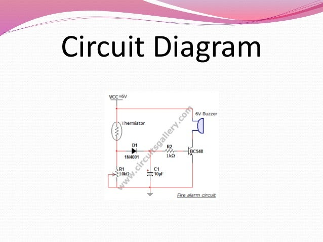 Fire Alarm Circuit Diagram - Wiring Diagrams Schematics