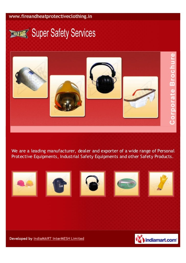 Super Safety Services, Mumbai, Safety Equipment
