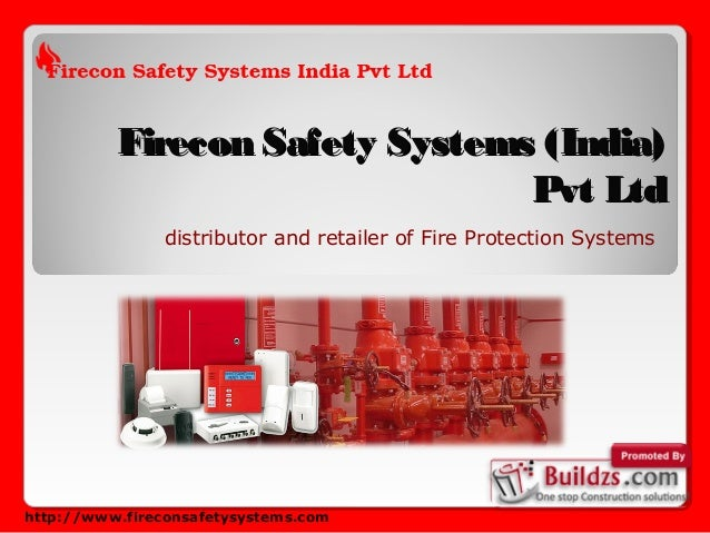 Firecon Safety Systems (India)Firecon Safety Systems (India) Pvt LtdPvt Ltd distributor and retailer of Fire Protection Sy...