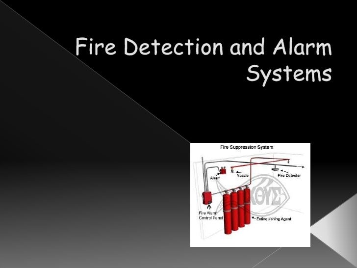Fire Detection And Alarm Systems on fdas