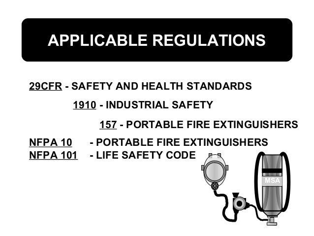 Fire Extinguisher Training by USMRA