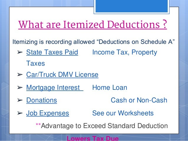 Firefighters Most Overlooked Job Related Deductions – Itemized Deductions Worksheet