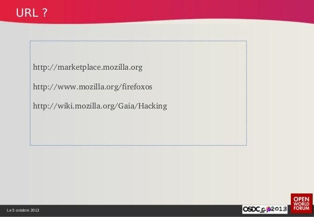 Firefox OS - l'autre système pour smartphone