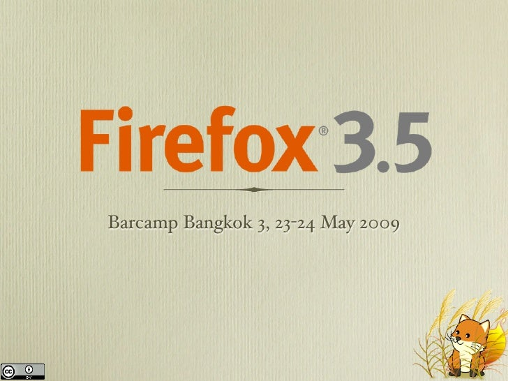 Barcamp Bangkok 3, 23-24 May 2009