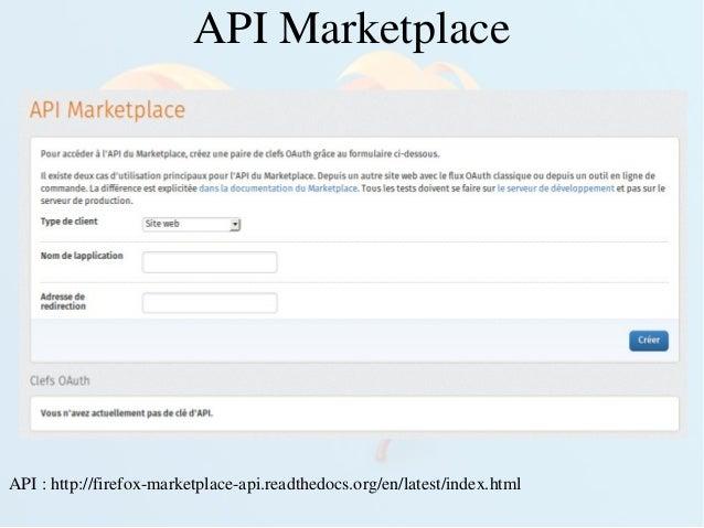 https://marketplace.firefox.com/ Marketplace