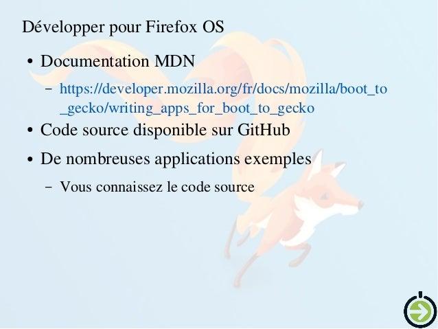 Bilan:FirefoxOS&ViePrivée ● Lesplus – Systèmelepluslibre – Buildscommunautaires – OSLibre – ToutestWEB...