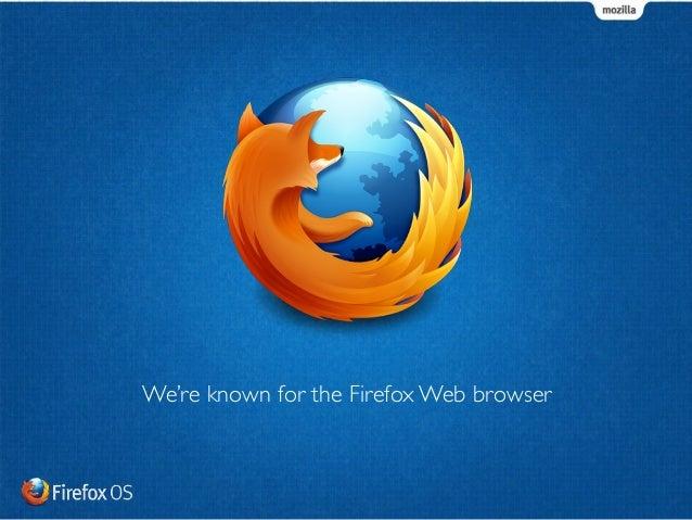 The Web is the (mobile) platform Slide 3