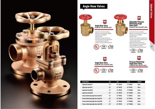 Fire hydrant valve Slide 2