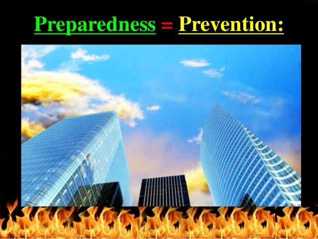 Essay: Introduction to Fire Prevention