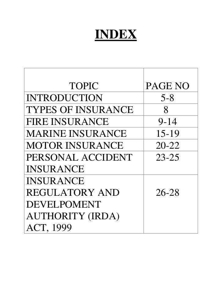 Fire Marine N Motar Insurance