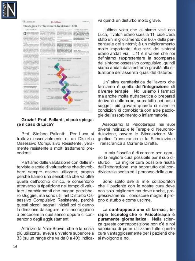 21 Botulinica nei muscoli mimici dell'emifac- cia interessata (in genere 6 punti), riporta alla simmetria e alla stabilità...