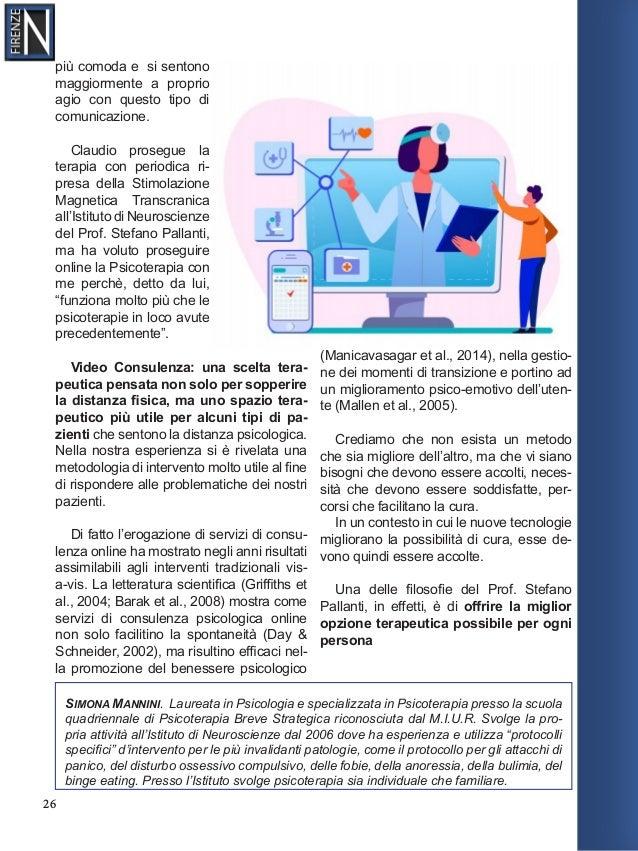 Valutazione Neuropsicologica per Certificazione dell'Invalidità Civile Presso l'Istituto di Neuroscienze del Prof. Stefano...