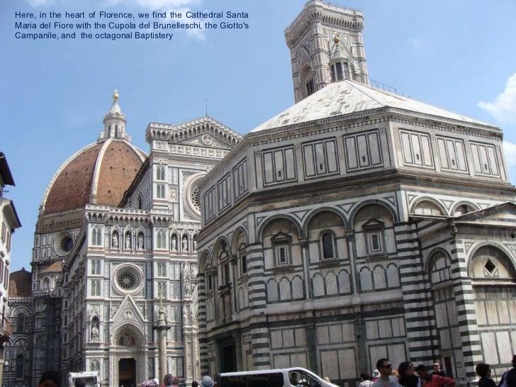 Firenze Il Campanile di Giotto Slide 2