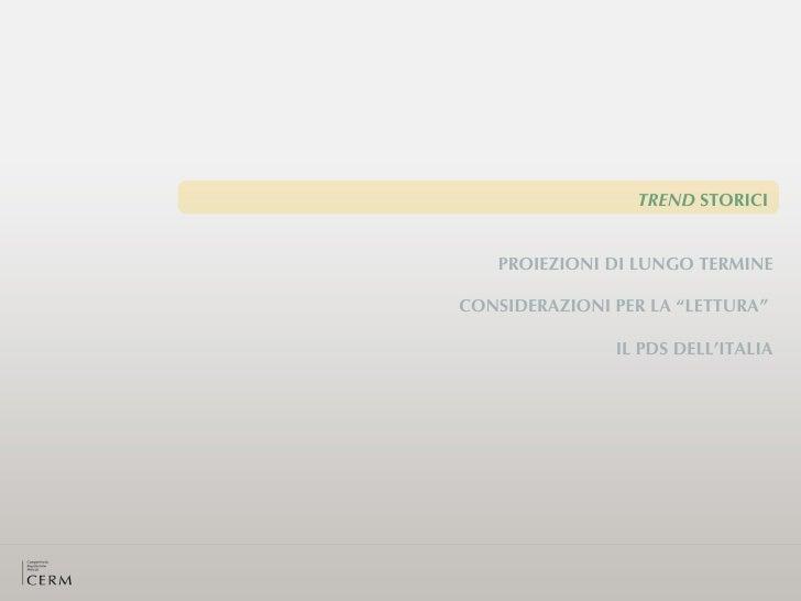 Presentazione di Nicola C. Salerno a UNIFI: PROIEZIONI DI SPESA SANITARIA Slide 2