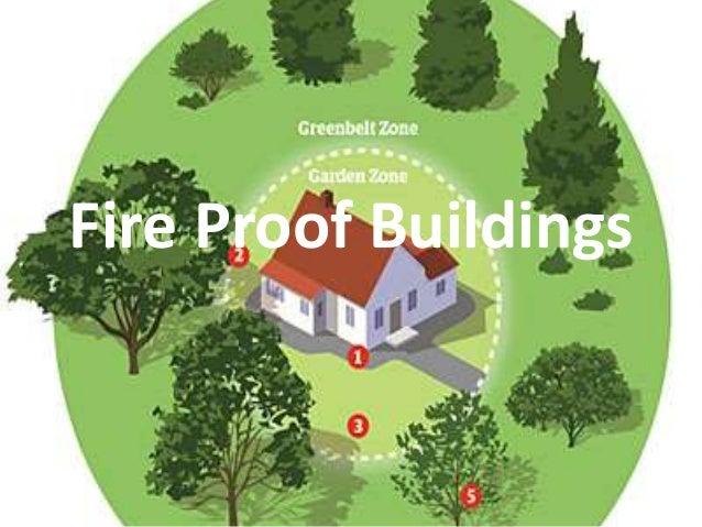 Fire Proof Buildings